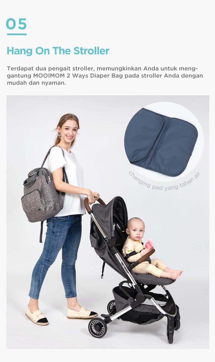 tas traveling bayi