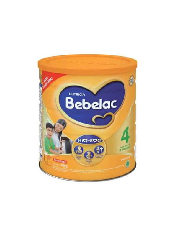 one gallery picture for BEBELAC 4 800gr Madu