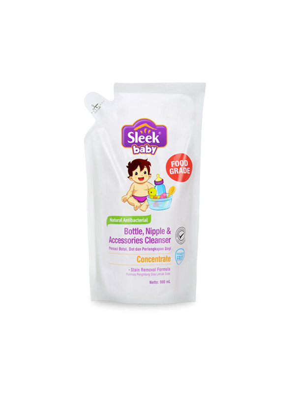 one gallery picture for SLEEK Bottle Nipple & Baby Accessories Cleanser 900 ml