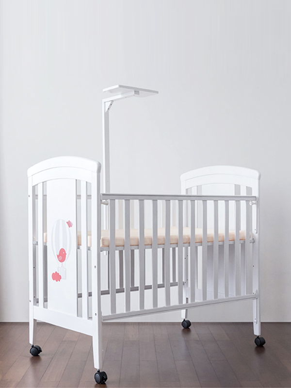 one gallery picture for EQUI Baby Box Cloud 4 Way - Tempat Tidur Bayi