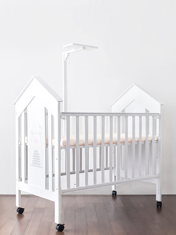 one gallery picture for EQUI Baby Box House 4 Way - Tempat Tidur Bayi