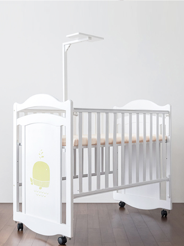 gallery picture of EQUI Baby Box Rocking Fish - Tempat Tidur Bayi