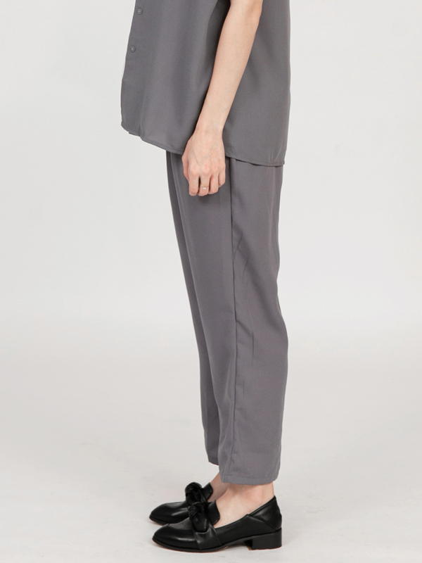 one gallery picture for MOOIMOM Casual Long Maternity Pants - Celana Hamil