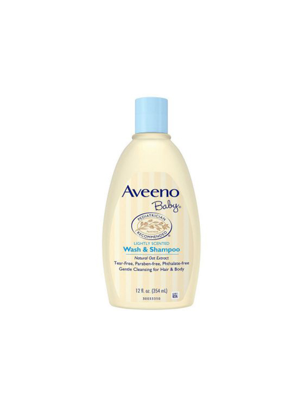 gallery picture of AVEENO Baby Wash & Shampoo 354ml