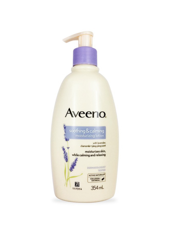 one gallery picture for AVEENO Soothing & Calming Lotion 354ml - Pelembab  Kulit