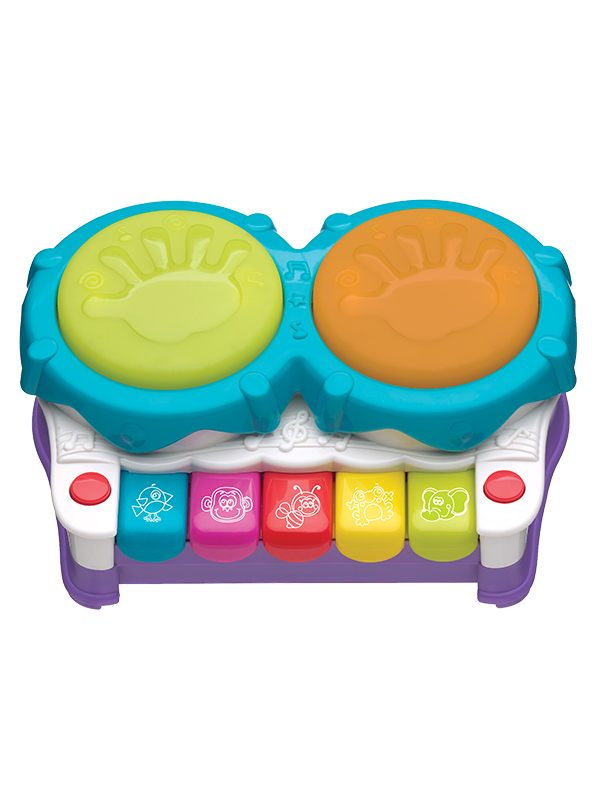 one gallery picture for JERRYS Class 2in1 Light Up Music Maker - Mainan Anak