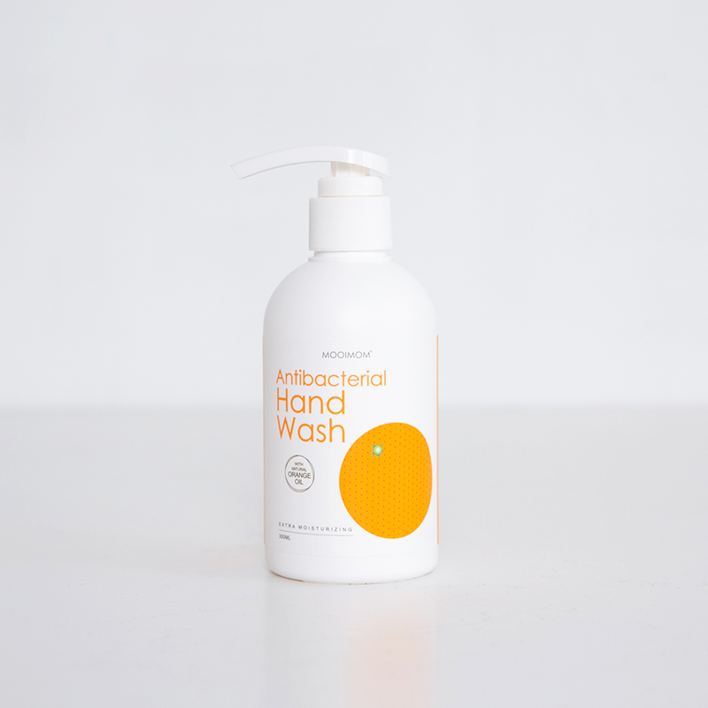 one gallery picture for [OH MY ORANGE] Natural Antibacterial Hand Wash 300 ml - Sabun Cuci Tangan