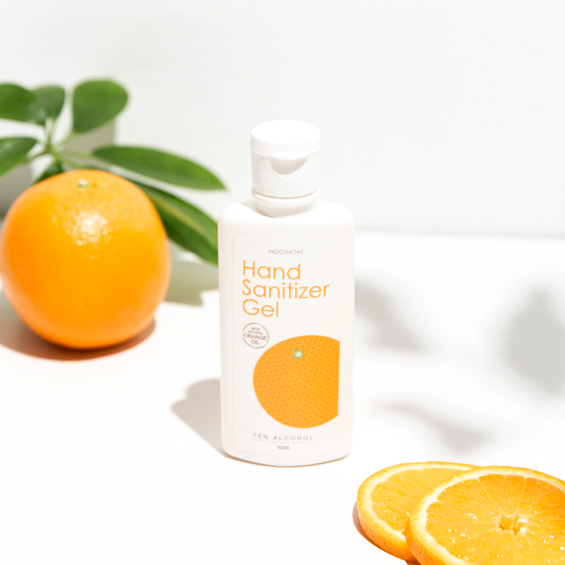 one gallery picture for [OH MY ORANGE] Hand Sanitizer Gel 60ml - Pembersih Tangan