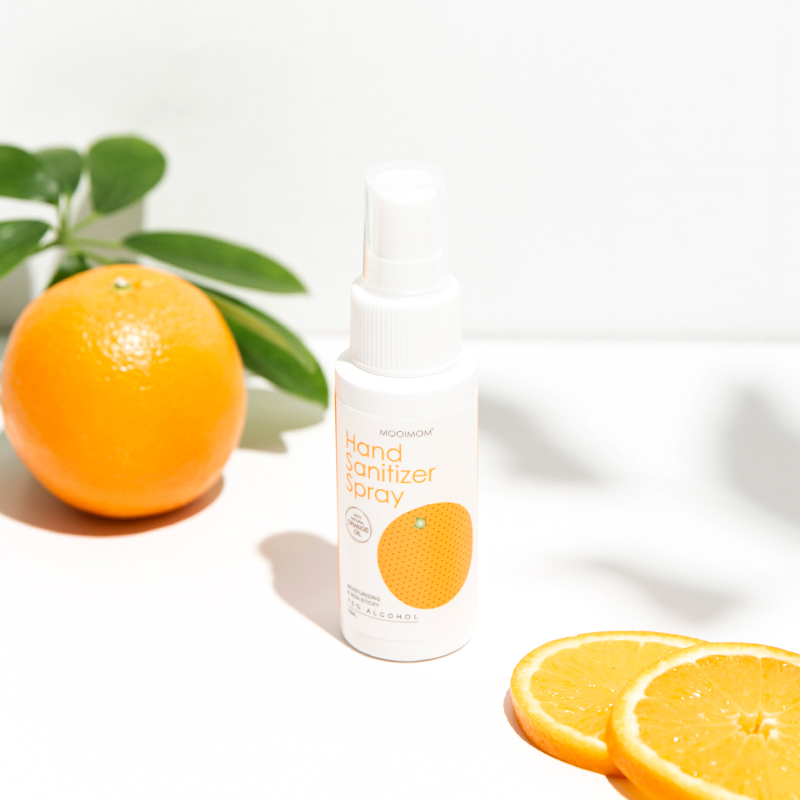 one gallery picture for [OH MY ORANGE] Hand Sanitizer Spray 70ml - Pembersih Tangan