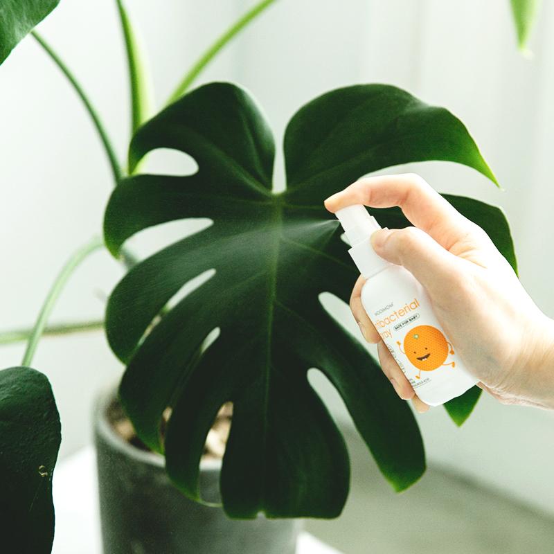 one gallery picture for [OH MY ORANGE] Natural Antibacterial Spray 70ml- Pembersih Tangan Anak