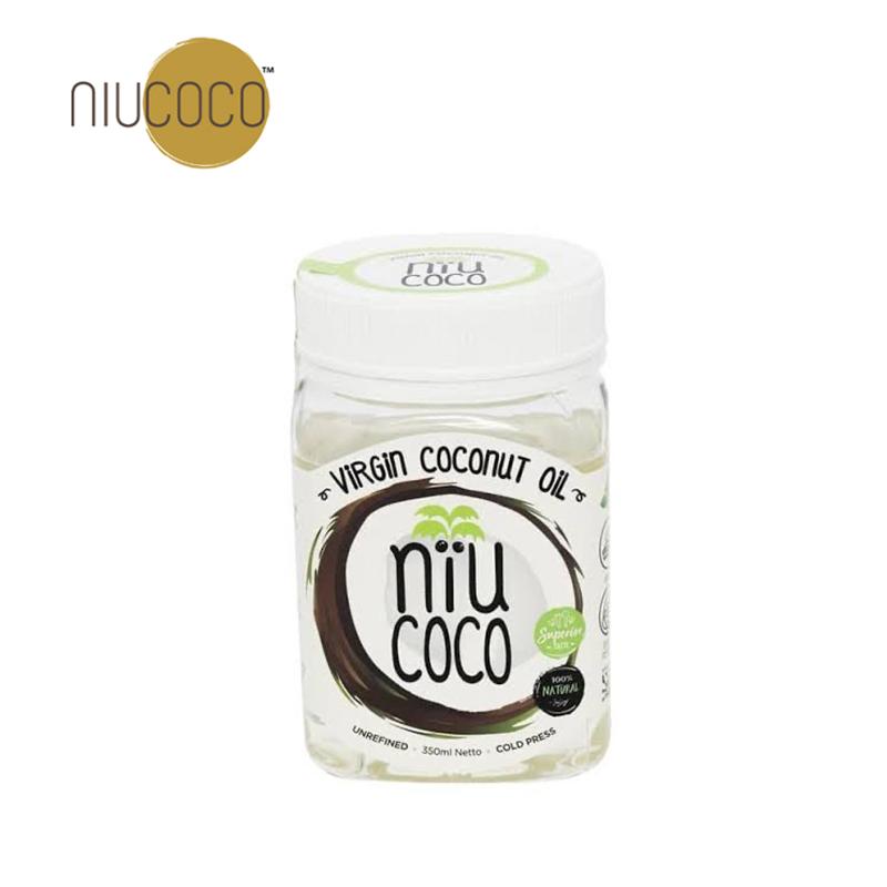 one gallery picture for NIU COCO Virgin Coconut Oil 350ml Minyak Kelapa Murni