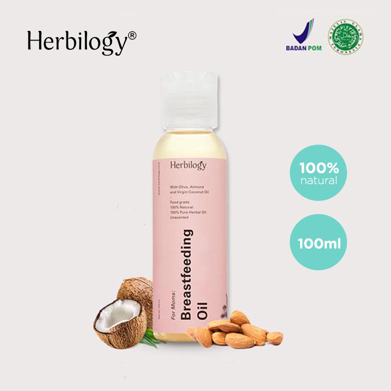 one gallery picture for [HERBILOGY] Bresfeeding Oil 100 ml