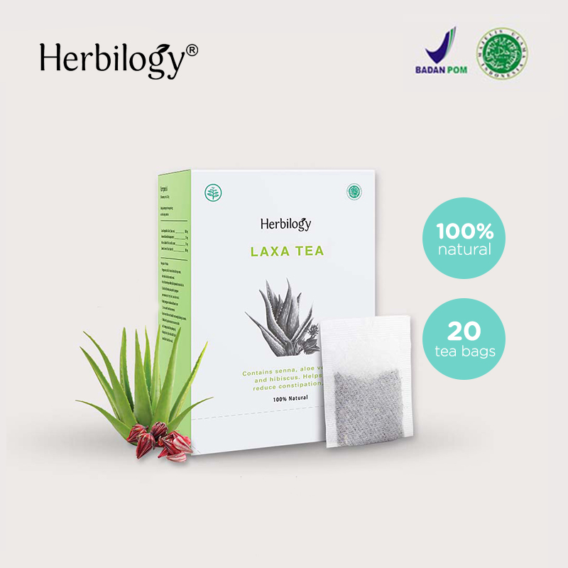 one gallery picture for [HERBILOGY] Laxa Tea 20s