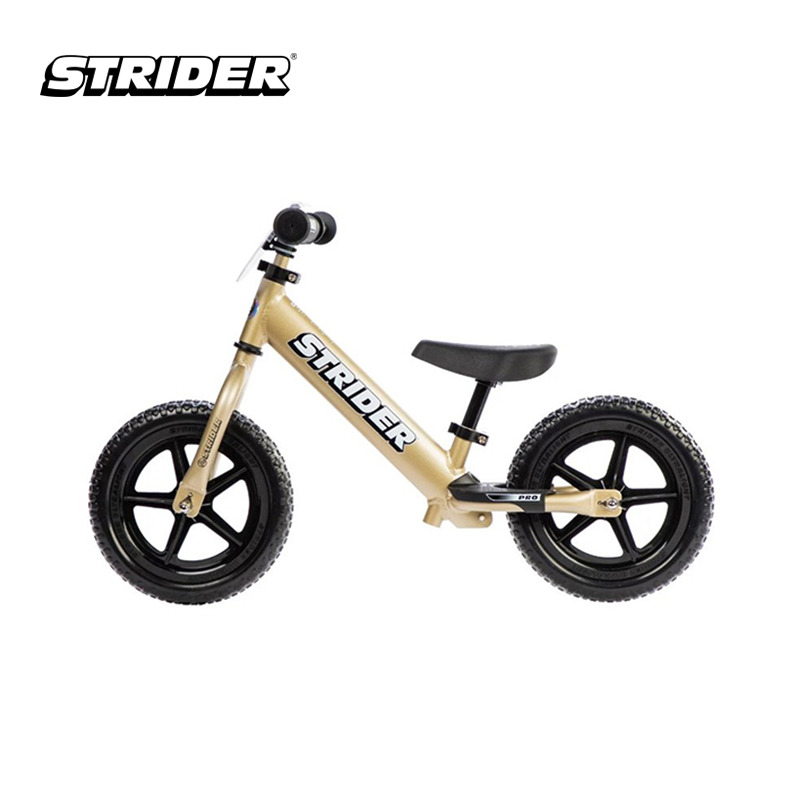 one gallery picture for [STRIDER BIKE] 12 Pro Gold - Sepeda Anak