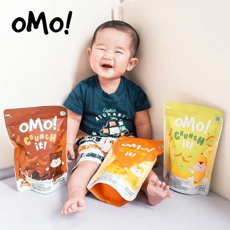 main mobile picture for [OMO!] Crunch It  - Snack Sehat Bayi