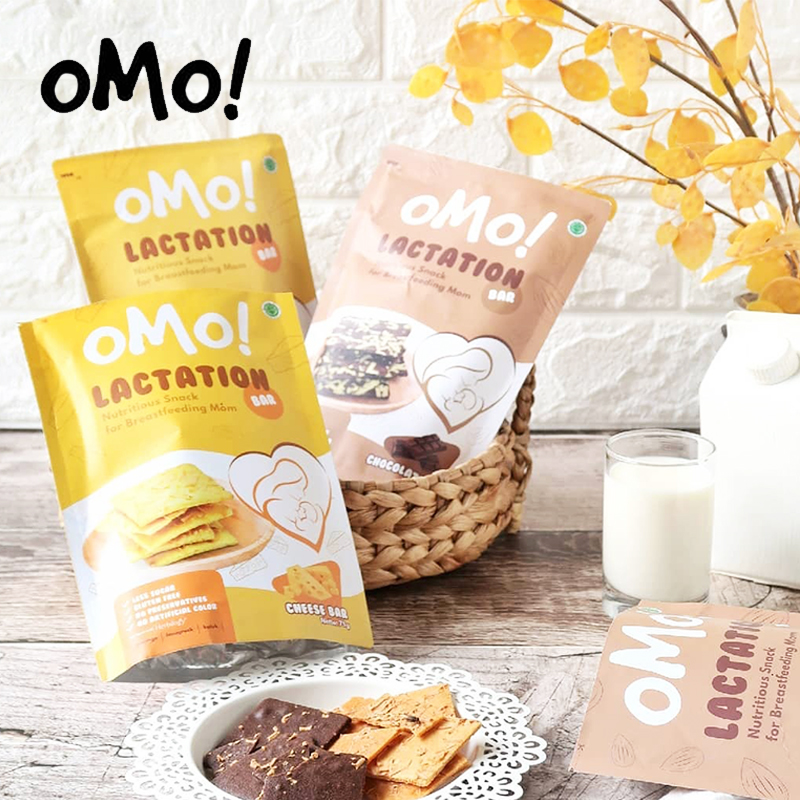 main mobile picture for [OMO!] Lactation Bar - Snack Sehat