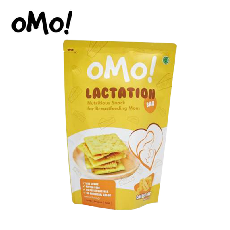 one gallery picture for [OMO!] Lactation Bar - Snack Sehat