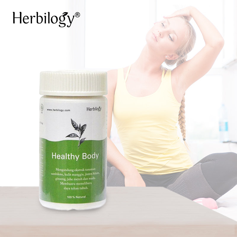 one gallery picture for [HERBILOGY] Healthy Body Capsule 60