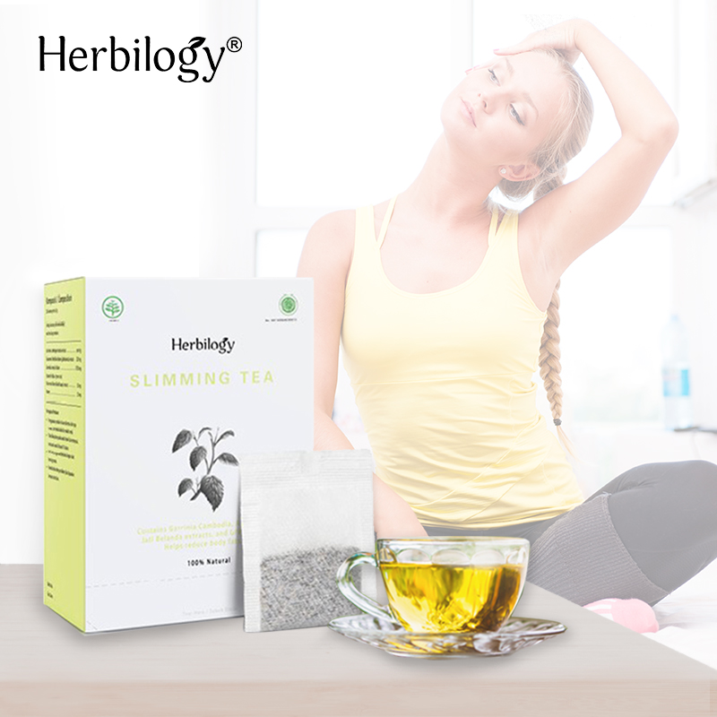 one gallery picture for [HERBILOGY] Slimming Tea 20s