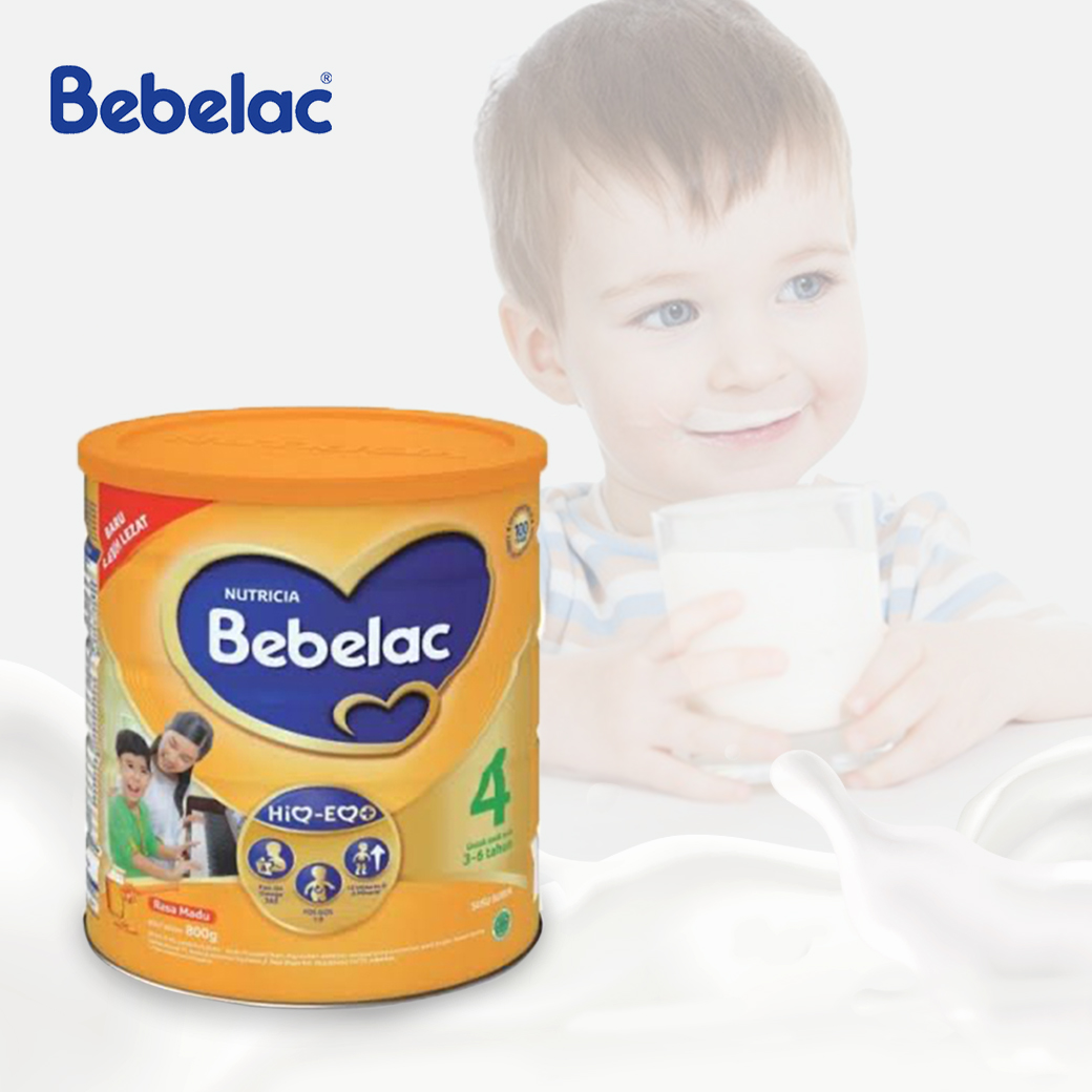 one gallery picture for [BEBELAC] 4 800gr Madu