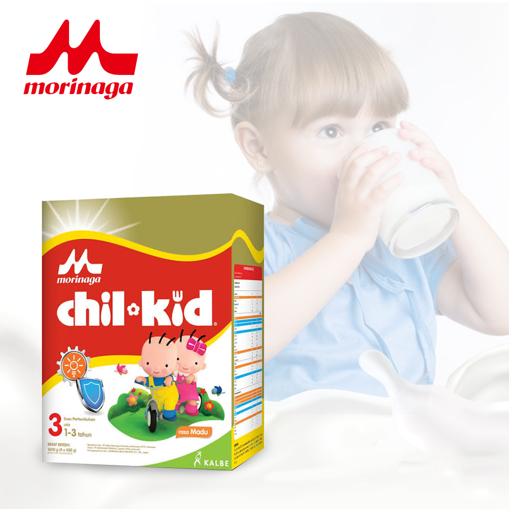 one gallery picture for [MORINAGA] Chil Kid Gold 800gr Madu 1-3T