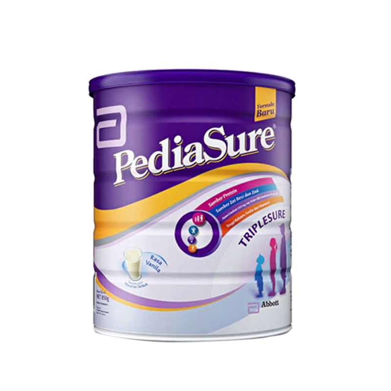 one gallery picture for [PEDIASURE] Triplesure New 850g Vanilla