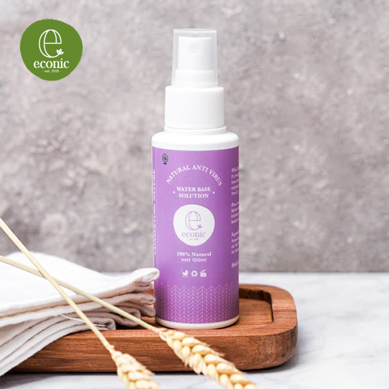 one gallery picture for [ECONIC] Natural Anti Virus Spray 100ml