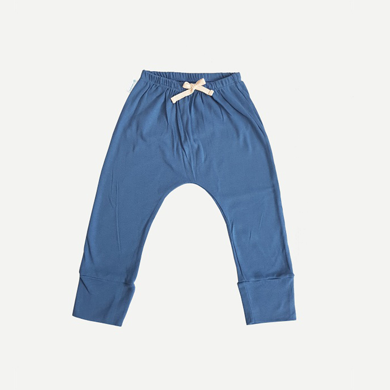 one gallery picture for [COTTONARIES] Pants Steel Blue - Celana Panjang Anak