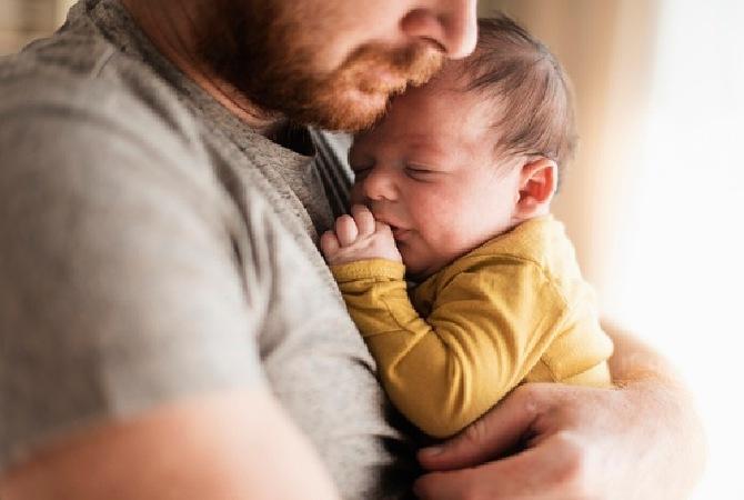Tips Baby Bonding untuk New Dads, Lakukan Yuk!