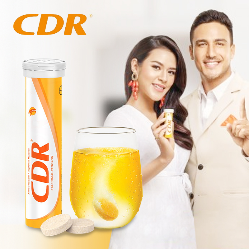 main mobile picture for [CDR] Tablet Effervescent 15 Tablet