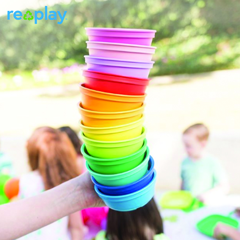main mobile picture for Re-Play Mangkok Daur Ulang 600ml | Baby Kids Bowl