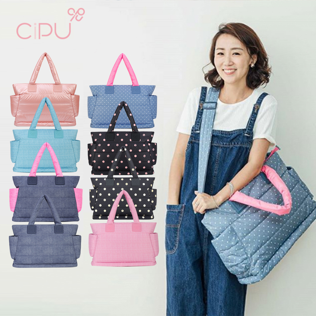 main mobile picture for [CIPU] Airy Tote Bag ECO L