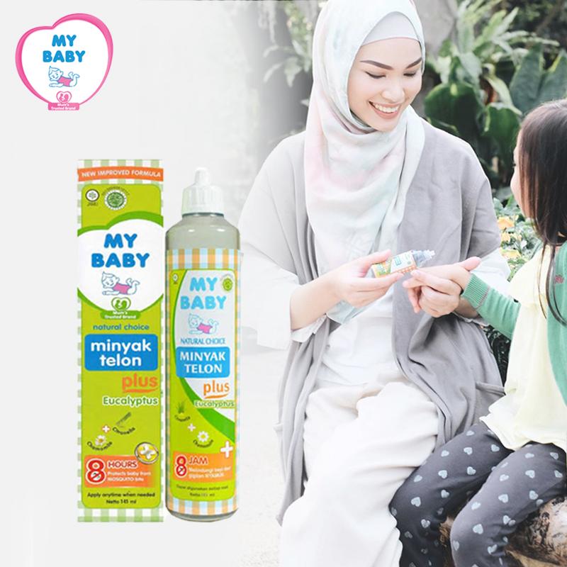 main mobile picture for [MY BABY] Minyak Telon Plus 145 ml