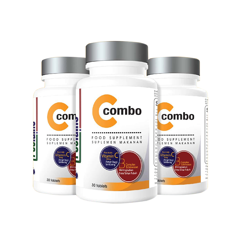 one gallery picture for [TREELAINS] C 300mg Combo with B Complex and Echinacea 30 Tablet