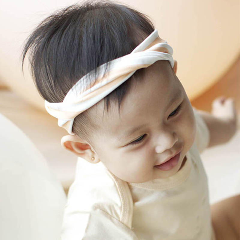 one gallery picture for [HAMAKO] Bando Bayi Mini Twist Headband