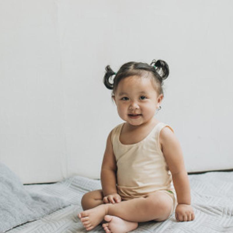 one gallery picture for [HAMAKO] Sleeveless Onesie - Baju Anak