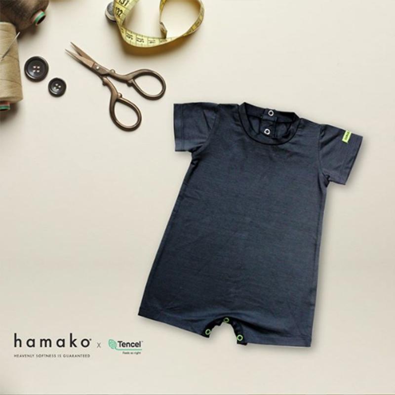 one gallery picture for [HAMAKO] Button Onesie - Baju Anak