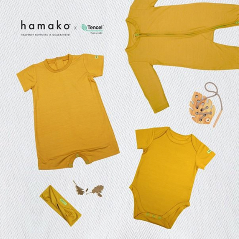 one gallery picture for [HAMAKO] Basic Creeper - Baju Anak
