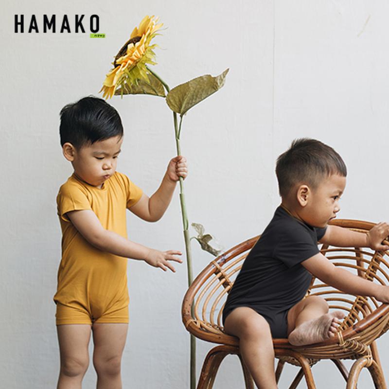 main mobile picture for [HAMAKO] Button Onesie - Baju Anak