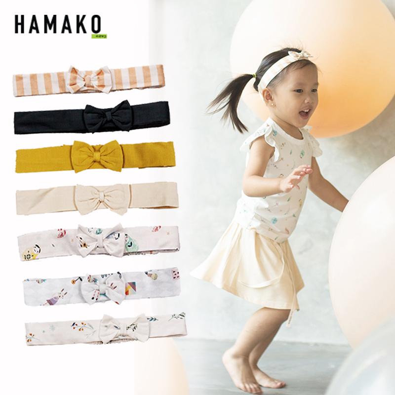 main mobile picture for [Hamako] Bando Bayi Mini Ribbon Headband