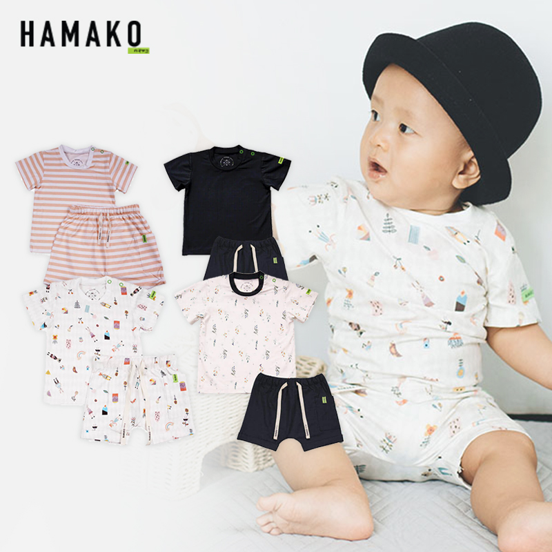 main mobile picture for [HAMAKO] Unisex Top and Short