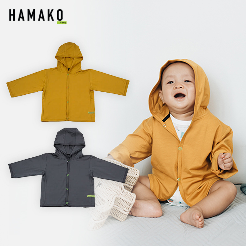 main mobile picture for [HAMAKO] Hoodie Cardigan