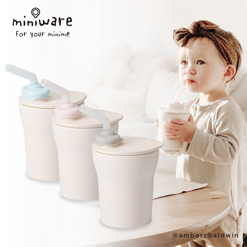 main mobile picture for [MINIWARE] 1-2-3 Sip Cup - Gelas Anak