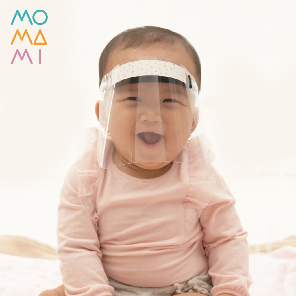 one gallery picture for [MOMAMI] Face Shield For Baby