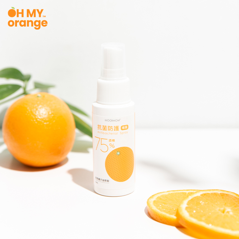 main mobile picture for Oh My Orange抗菌防護噴霧