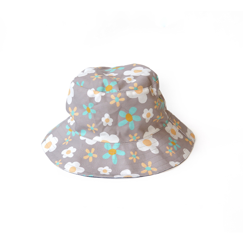 one gallery picture for [MAMA KARTI] Bucket Hat Flower - Topi Anak