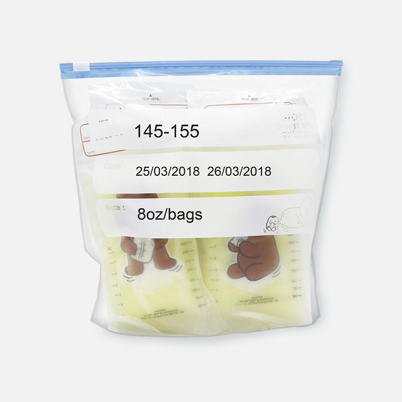 one gallery picture for [SUNMUM] Stock Bag For BreastMilk Storage Bag Kantong Stok ASI (10 bag)