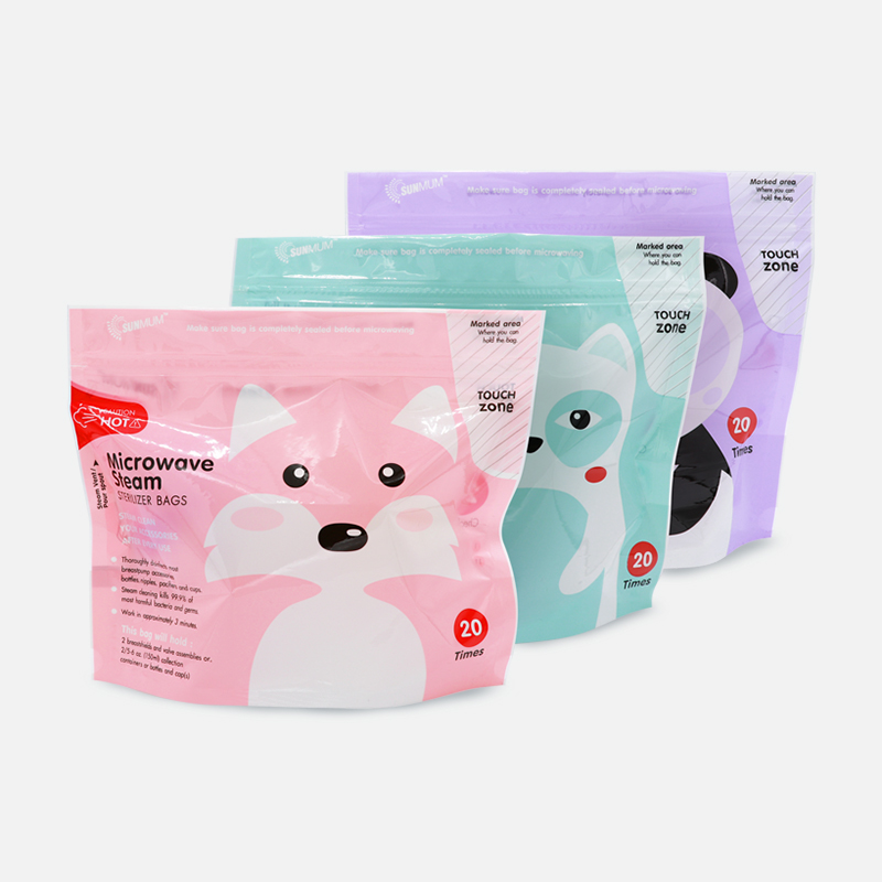 one gallery picture for [SUNMUM] Steam Sterilizer bags Kantong Steril ASI (5 bag)