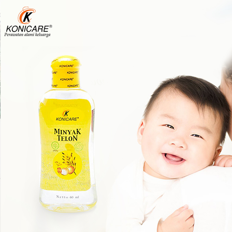 one gallery picture for [KONICARE] Minyak Telon 60ml