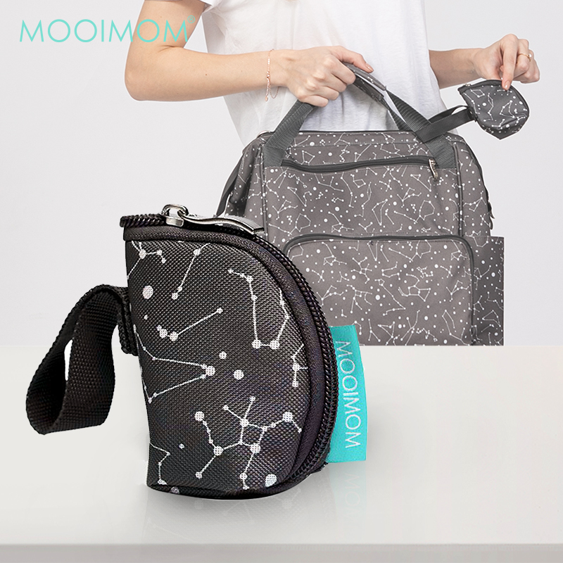 main mobile picture for MOOIMOM Pacifier Pouch